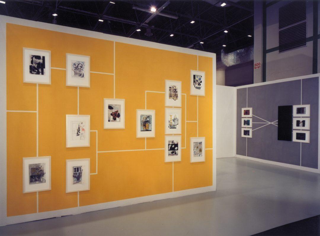 Michael Lukas, Art Cologne, Förderprogramm, 1989