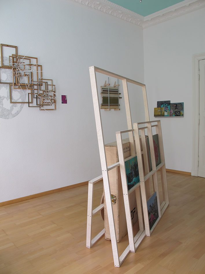 Michael Lukas, ortstermin - Kunstverein Tiergarten, Berlin 2013