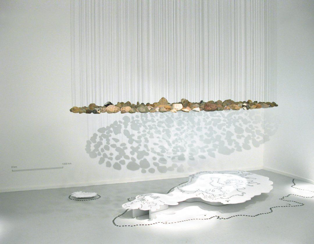 Michael Lukas, Geest, Landesmuseum für Natur und Mensch Oldenburg, 2002