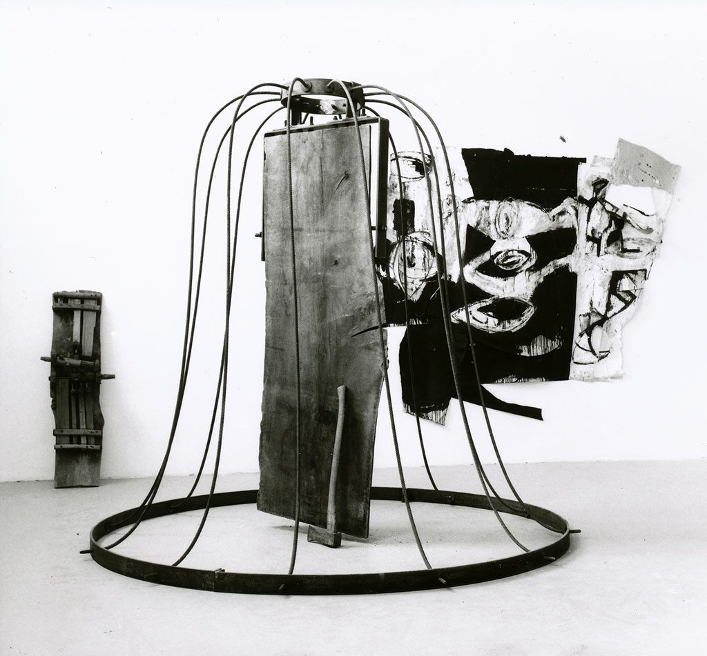Periit Pars Maxima, Die Glocke, Kunstverein München, 1986
