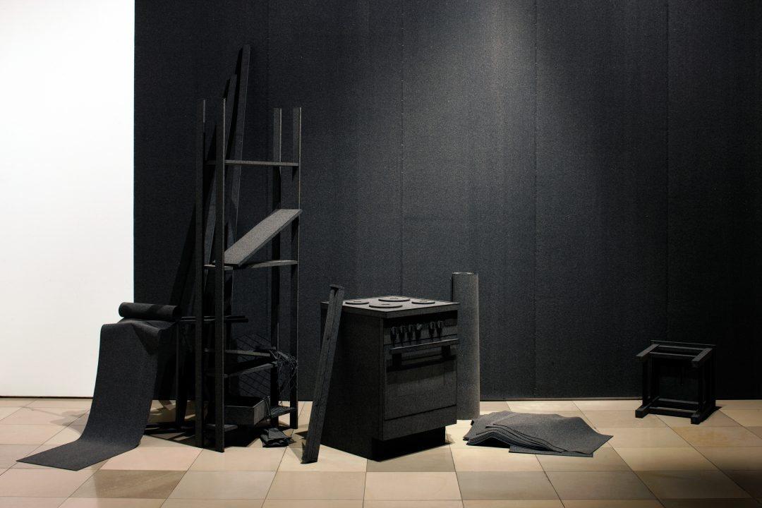 Michael Lukas, Darry, Galerie der Künstler, 2009