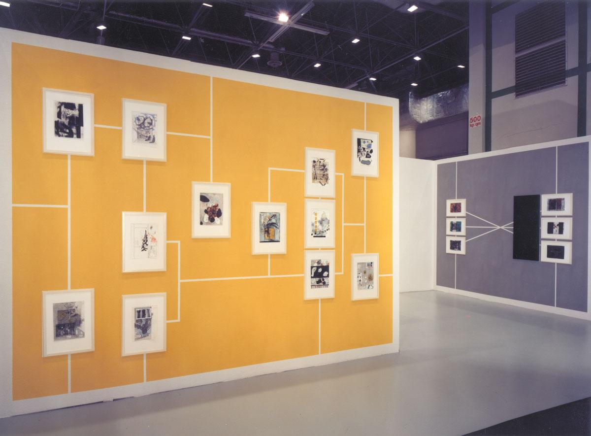 ART COLOGNE, Förderprogramm, 23. Kölner Kunstmarkt (Galerie Hasenclever, München)